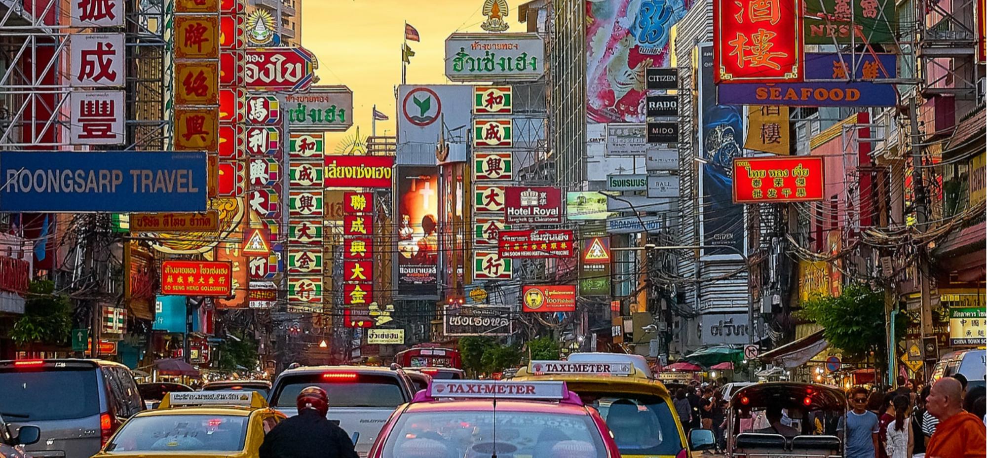 where to teach english in thailand